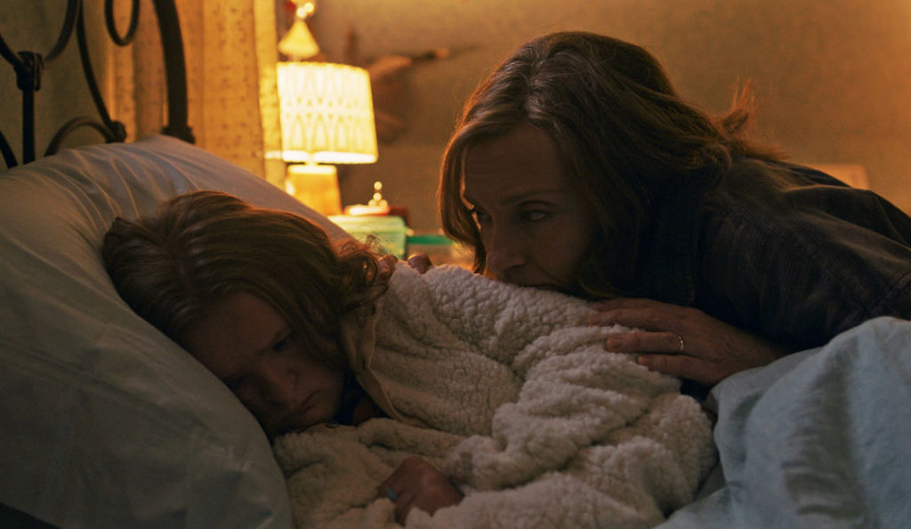 toni collette and shapiro in hereditary