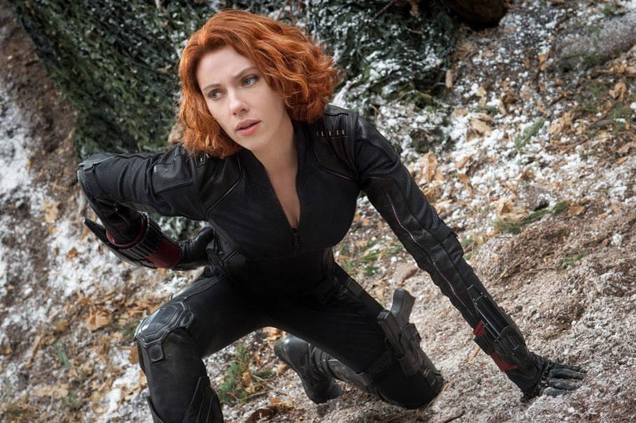 Scarlett Johansson as Black Widow/Natasha Romanoff Photo by: Jay Maidment, Marvel Studios