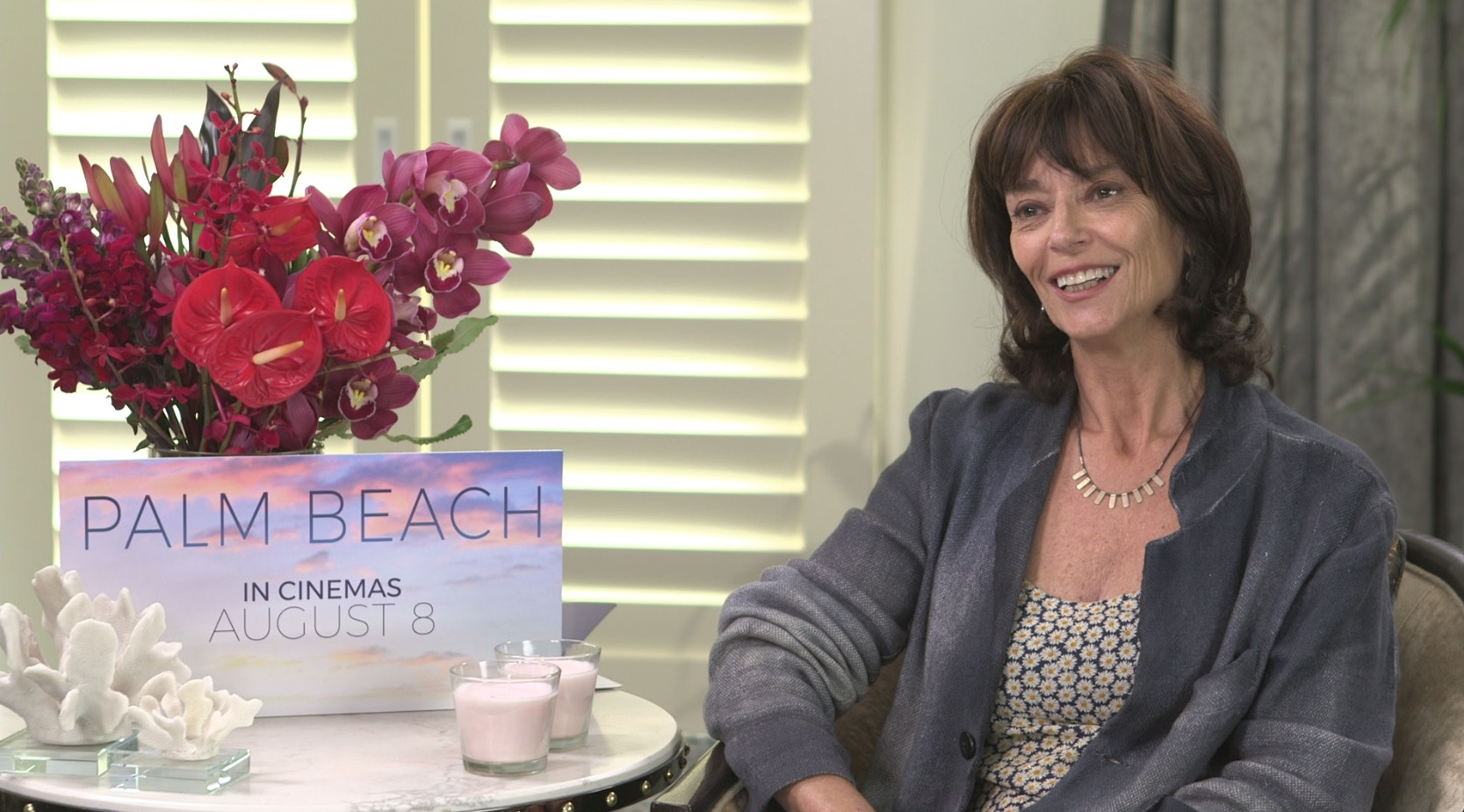 Rachel Ward The FIERCE interview